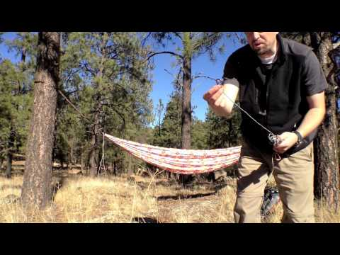 Video: Using Continuous Ridge Lines with a Tarp